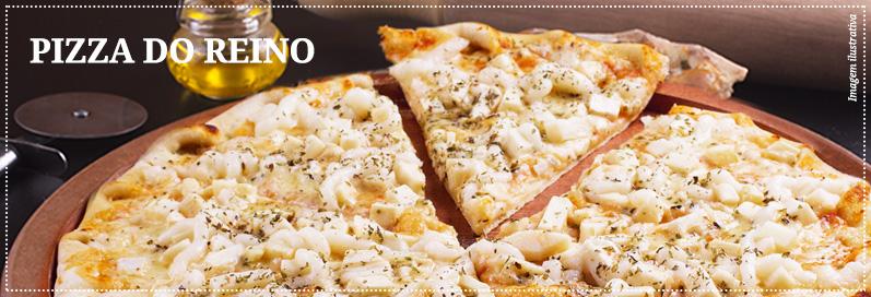 Receitas Pizza do Reino
