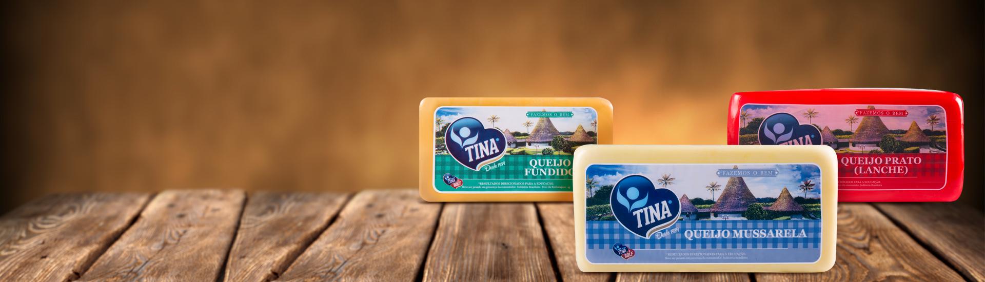 Banner interno queijo barras